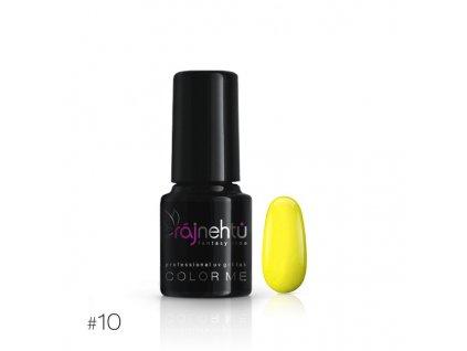 UV gél lak Color Me 6g - č.10