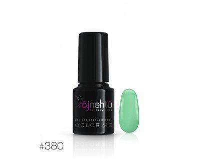UV gél lak Color Me 6g - č.380