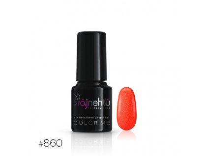 UV gél lak Color Me 6g - č.860