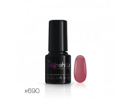 UV gél lak Color Me 6g - č.690