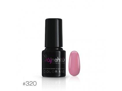 UV gél lak Color Me 6g - č.320
