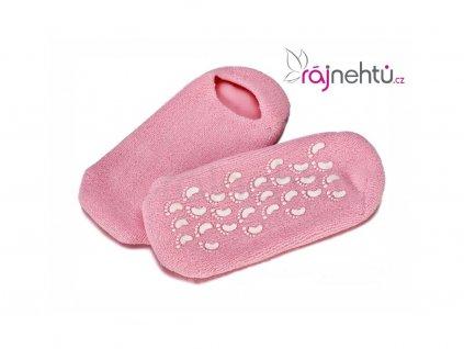 hydratační ponožky
