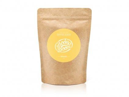Body Boom kávový peeling - Banán 30g