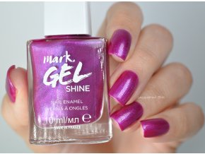 Lak na nehty Gel Shine Chrom - Exposure Boost