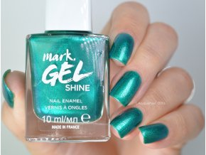 Lak na nehty Gel Shine Chrom - Overintensified
