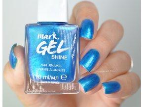 Lak na nechty Gél Shine Chrom - Pop Art
