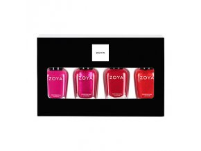 Zoya Polish Quad - MERRY & BRIGHT