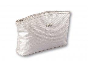 Top Choice Kosmetická taška DOTS - SILVER 97706