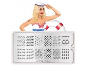 Image doštička MoYou Sailor 15