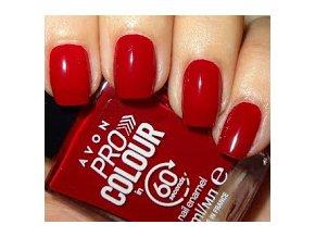 Lak na nehty rychleschnoucí 3v1 - Dashing Red