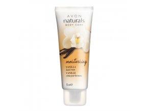 AVON Hydratační krém na ruce s vanilkou 75ml