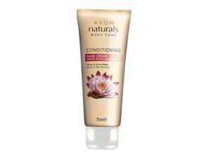 AVON Vyživujúci krém na ruky s kakaom a lotosovým kvetom 75ml