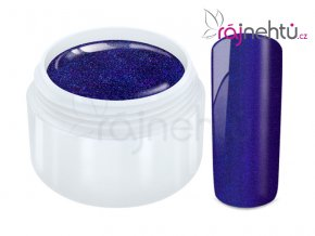 Ráj nehtů Barevný UV gel FLIPFLOP - Night Blue 5ml