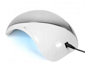 UV/LED Lampa K1 48W - stříbrná