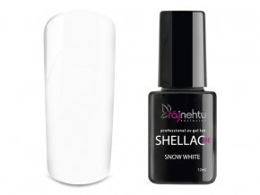 UV gel lak Shellac Me 12ml - Snow White