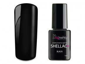 UV gel lak Shellac Me 12ml - Black