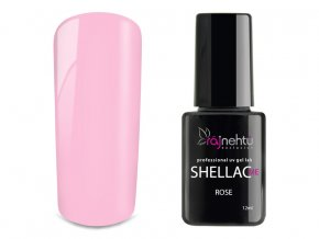 UV gel lak Shellac Me 12ml - Rose