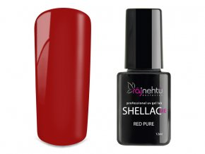 UV gel lak Shellac Me 12ml - Red Pure