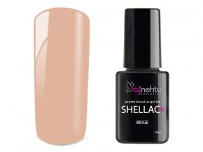 UV gel lak Shellac Me 12ml - Beige