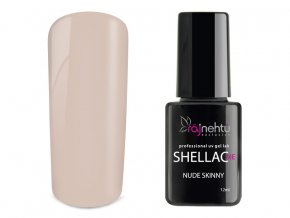 UV gel lak Shellac Me 12ml - Nude Skinny