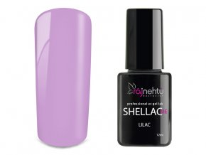 UV gel lak Shellac Me 12ml - Lilac