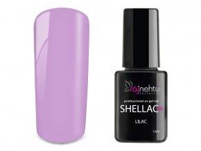 UV gel lak Shellac Me 12ml - Lilac