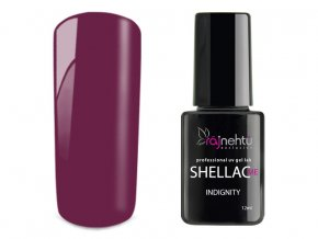 UV gel lak Shellac Me 12ml - Indignity