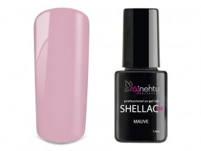 UV gel lak Shellac Me 12ml - Mauve