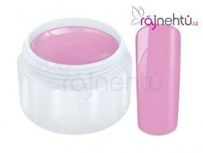 Ráj nehtů Barevný UV gel PASTEL - Pink 5ml