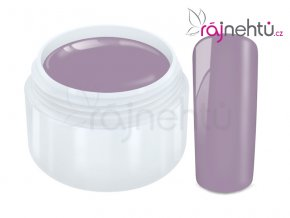 Ráj nehtů Barevný UV gel PASTEL - Amethyst 5ml