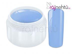 Ráj nehtů Barevný UV gel PASTEL - Sky Blue 5ml