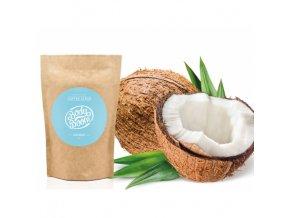 Body Boom kávový peeling - Kokos 200g