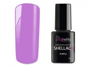 UV gel lak Shellac Me 12ml - Purple