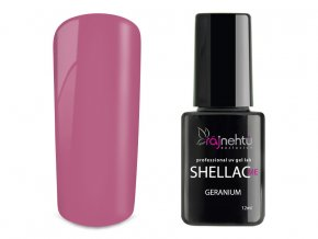 UV gel lak Shellac Me 12ml - Geranium