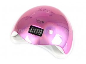 UV/LED LAMPA Excellent Pro 48W Home růžová