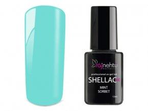 UV gel lak Shellac Me 12ml - Mint Sorbet