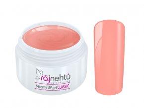 Ráj nehtů Barevný UV gel CLASSIC - Make-up 5ml