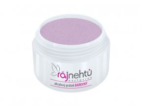 Ráj nehtů - Akrylový prášek CLASSIC - Soft Pink 5g
