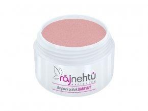 Ráj nehtů - Akrylový prášek CLASSIC - Dark Pink 5g