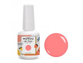 MoYou Premium Gel lak - Pink Elephant 15ml