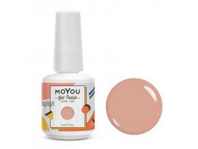 MoYou Premium Gel lak - Almond 15ml