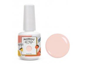 MoYou Premium Gel lak - Bare Minimum 15ml