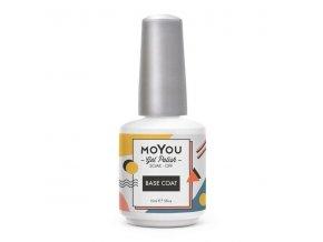 MoYou Premium Gel lak - Base Coat 15ml