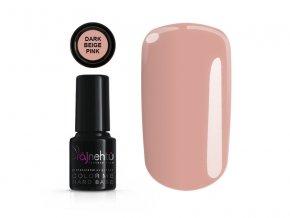 UV gel lak Color Me 6g - Hard Base Dark Beige Pink