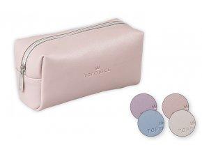 Top Choice Kosmetická taška LEATHER - 96945