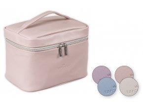 Top Choice Kosmetická taška LEATHER - 96990
