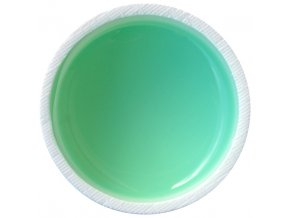 Farebný UV gél GABRA 7,5 ml - farebný mätový