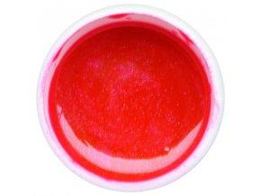 Farebný UV gél GABRA 7,5 ml - kovový pink