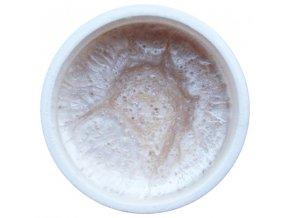 Farebný UV gél GABRA 7,5 ml - perleťový biely