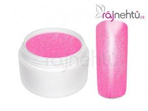 Farebný UV gél GLIMMER - Neon Pink - 5ml